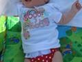Charli in small Minnie too